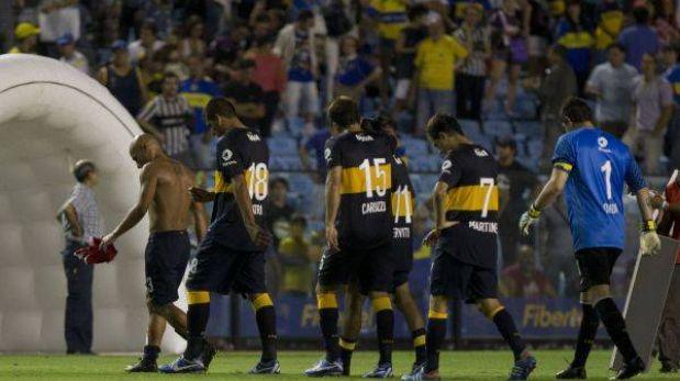 Boca Juniors cayó 2-0 ante el modesto All Boys