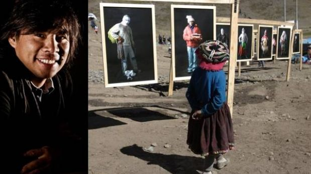 El sueño que Luis Choy cumplió por su fe: una exposición en el Qoyllur Riti