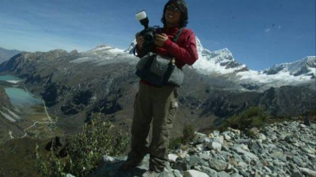 Asesinato de Luis Choy: madre del fotografo declaró ante la Policía