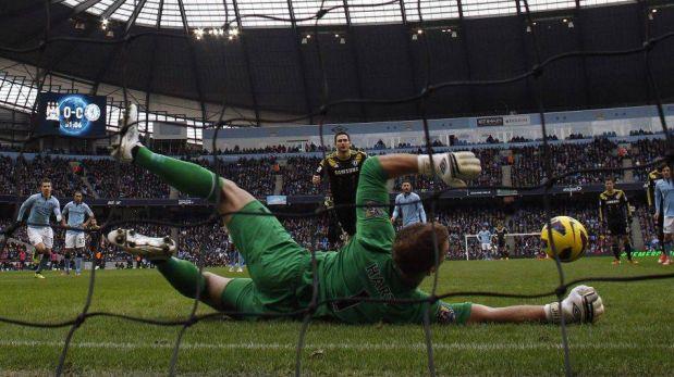 FOTOS: el contundente triunfo de Manchester City sobre Chelsea por la Premier League