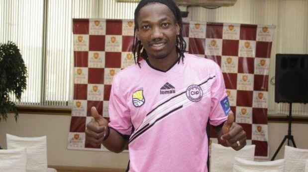 Andrés Mendoza es nuevo jugador de Pacífico FC, confirmó el club