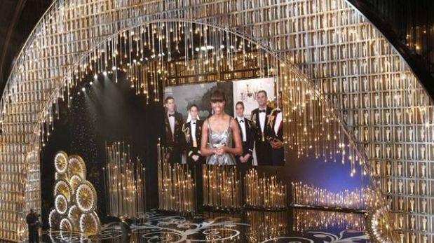 Michelle Obama sorprendió al anunciar el Óscar a la Mejor película