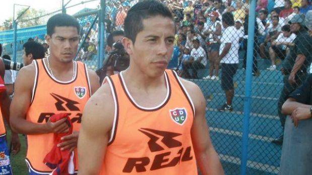 Roberto Merino fue descartado por Tolima para enfrentar mañana al Garcilaso