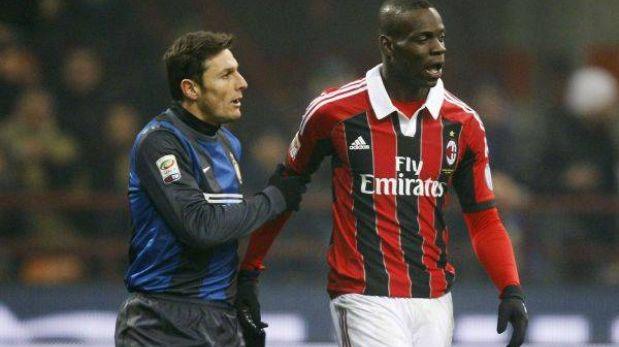 Sancionan al Inter por cánticos racistas contra Balotelli