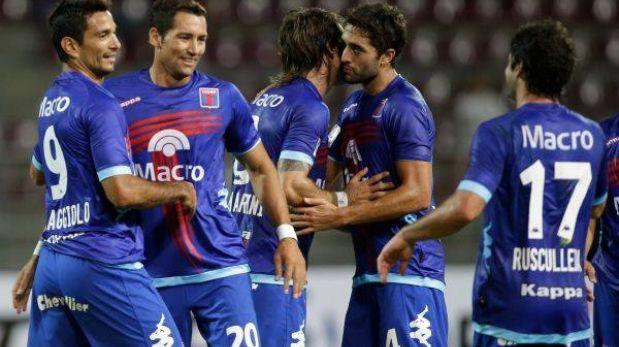 Tigre de Argentina ya está en Lima para enfrentar a Cristal