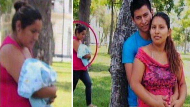Secuestradora de recién nacido confesó delito tras ser descubierta por familiares
