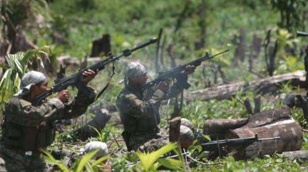 Ayacucho: terrorista fue abatida durante operación de fuerzas combinadas