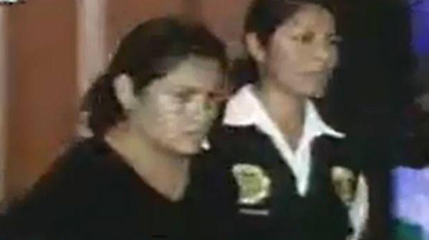 Secuestradora de bebe de 11 días de nacido quedó detenida en Lima