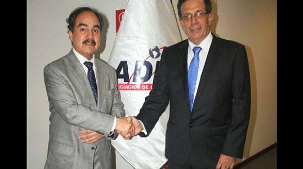 Eduardo Amorrortu fue elegido como nuevo presidente de ÁDEX