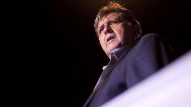 Secreto bancario de Alan García sí será levantado, afirmó congresista Tejada