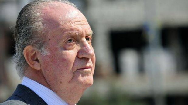 Rey Juan Carlos de España ingresó al hospital para ser operado