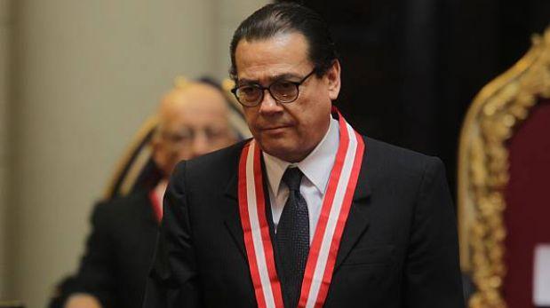 """Titular del Poder Judicial: """"No hay que temer dar sentencia de hasta 60 años de cárcel"""""""