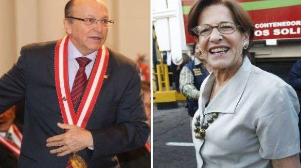 """Peláez sobre investigación a Villarán: """"Será citada en su oportunidad"""""""