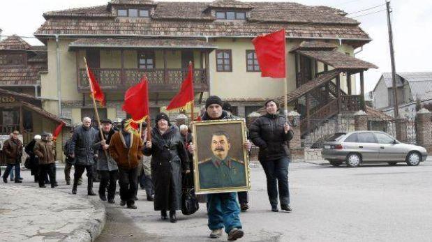 Gori: la ciudad que todavía ama a Josef Stalin