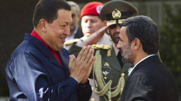 """Irán y China lamentan la muerte de Hugo Chávez por """"enfermedad sospechosa"""""""