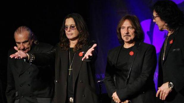 ¿Black Sabbath en Lima? Empresario confirmó negociaciones para show en octubre