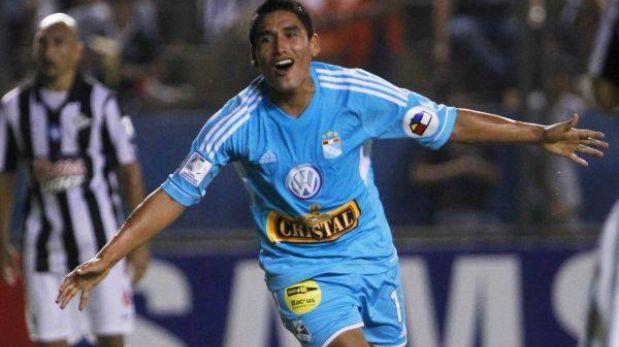 Sporting Cristal se dejó empatar 2-2 por Libertad en Asunción
