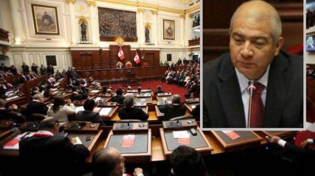 Censura al ministro Pedraza perdió fuerza en la oposición tras renuncia de Raúl Salazar