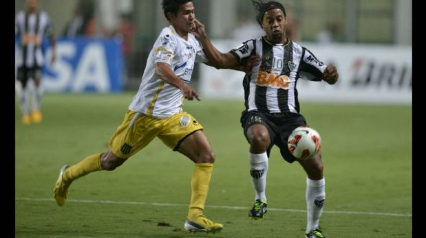 FOTOS: Ronaldinho le dio el triunfo a Atlético Mineiro, Sao Paulo empató y Cerro Porteño perdió