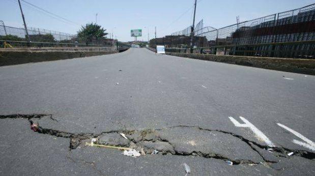 Emape anuncia mantenimiento en veinte puentes sobre el río Rímac
