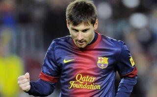 Barcelona derrotó 2-0 al Deportivo La Coruña con golazo de Messi