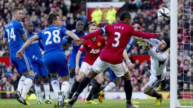 Copa FA: Manchester United y Chelsea empataron 2-2 y jugarán desempate