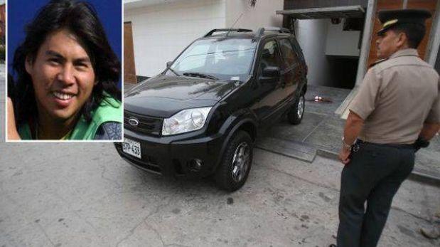 Cayó 'Dominicano', el principal sospechoso del asesinato de Luis Choy