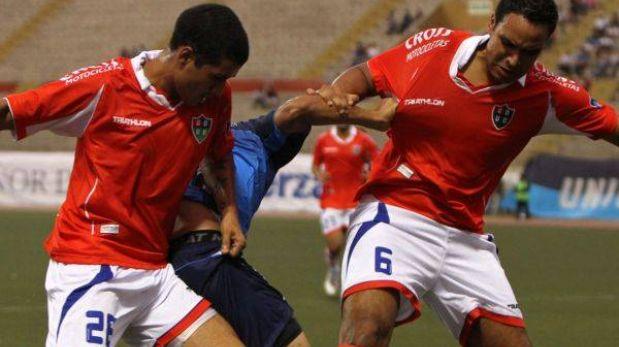 Unión Comercio empató 1-1 con Cienciano en Tarapoto