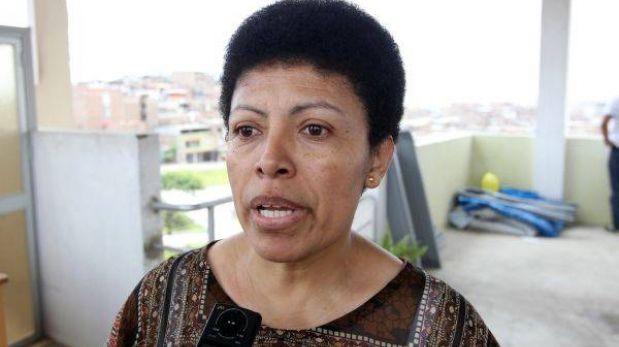 Martha Moyano fue internada y no asistiría al debate por la revocación