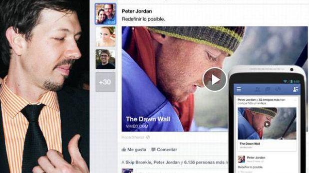 """Rediseñador de Facebook: """"Unimos la experiencia móvil y la experiencia web"""""""