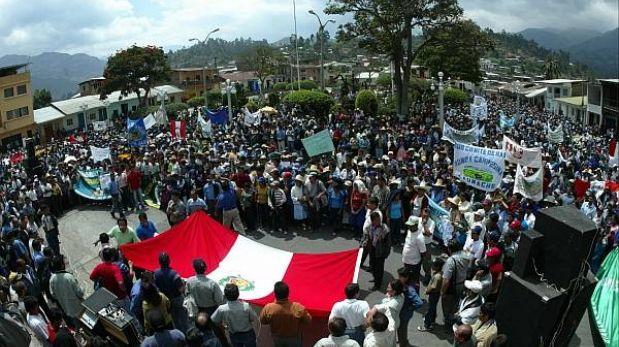 Rondas campesinas irán a CIDH para demandar al Perú por proyecto Conga