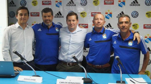 FOTOS: así se prepara Sporting Cristal para el duelo ante Libertad de Paraguay por la Copa Libertadores