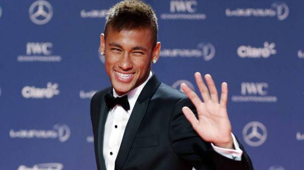 FOTOS: Neymar y Eva Longoria se robaron el show en los Premios Laureus a lo mejor del deporte