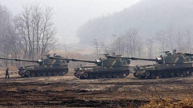 EE.UU. mantendrá sus buques con armas nucleares en Corea del Sur