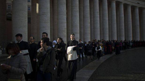 FOTOS: El Vaticano se alista para la elección del nuevo Papa