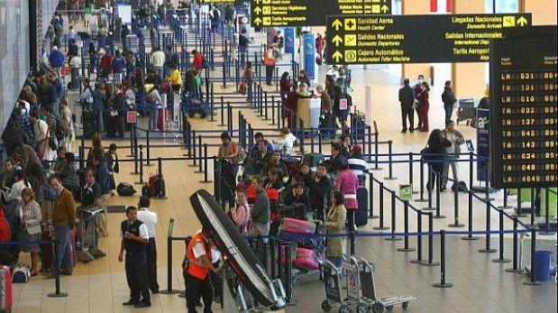 Aeropuerto Jorge Chávez será ampliado con inversión de US$ 850 millones