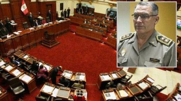 Nuevo director de la Policía fue citado a Comisión de Seguridad Ciudadana