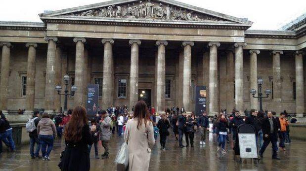 El Museo Británico, la gran atracción turística del Reino Unido en 2012