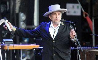 Bob Dylan, el primer rockero en la Academia de las Artes y las Letras