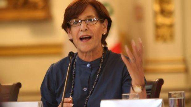 """Susana Villarán: """"No sé cuánto se gasta en campaña del No, pero no es nada millonario"""""""