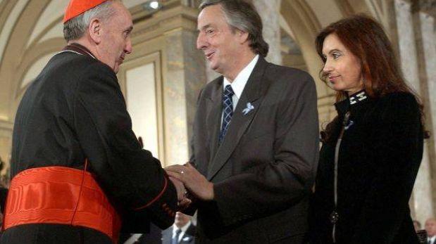 La tensa relación del Papa Francisco con gobiernos de los Kirchner
