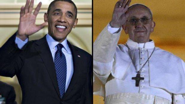 """Francisco es para Barack Obama """"el paladín de los pobres"""""""