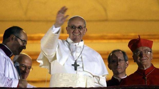 Hoy con El Comercio todo sobre Francisco, primer papa latinoamericano