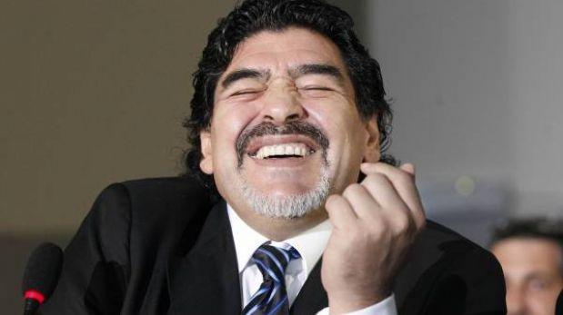 """Maradona: """"El Dios del fútbol es argentino, y ahora también el Papa"""""""