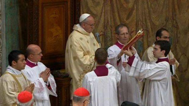 Habemus Papam: la simbología de llamarse Francisco