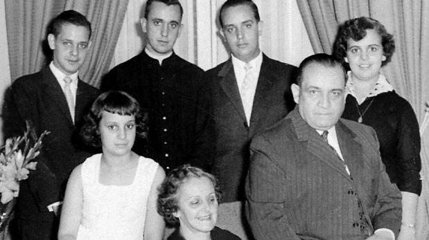 FOTOS: La vida del papa Francisco antes de ser elegido como Sumo Pontífice