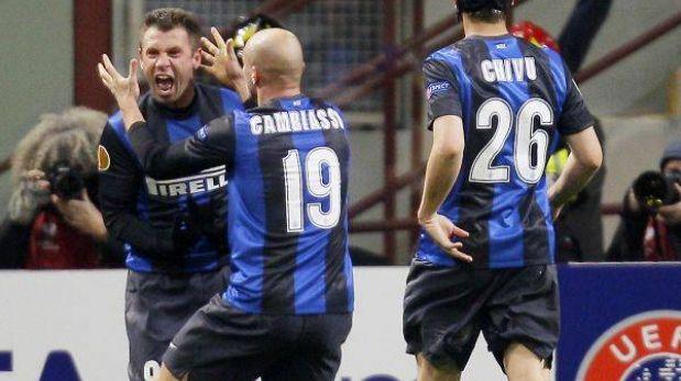 Europa League: Inter ganó en casa 4-1 al Tottenham pero quedó eliminado