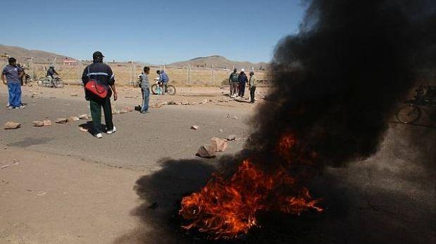 La Libertad: dos muertos en desalojo de mineros informales en Pataz