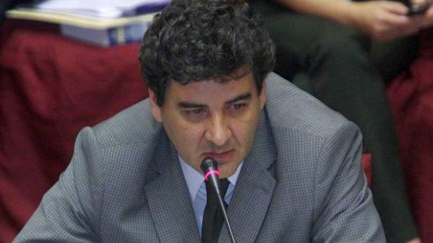 """Zegarra rechazó vinculación del No al Movadef: """"El Sí tiene un discurso de odio"""""""