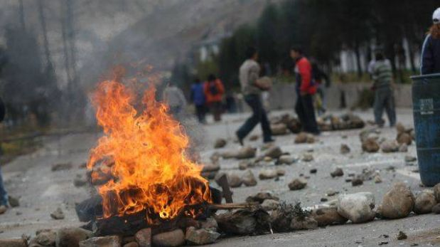 Pataz: los dos fallecidos en desalojo de mineros presentan heridas de bala